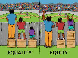 Equity Vs Equality 1