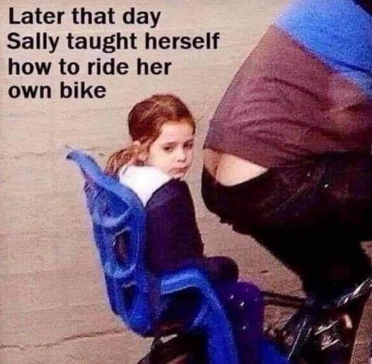 Sally Bike
